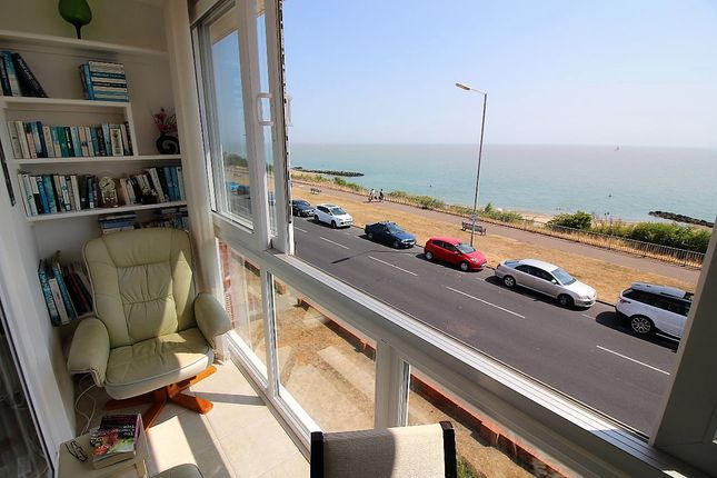 Thumbnail Flat for sale in Kings Parade, Holland On Sea, Clacton On Sea