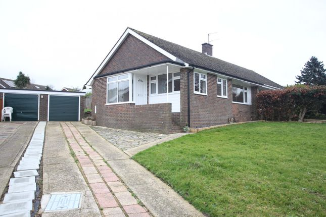 Thumbnail Bungalow to rent in Beech Road, Findon