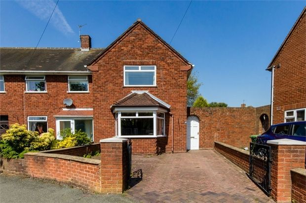 Thumbnail Detached house to rent in Lower Prestwood Road, Wednesfield, Wolverhampton, West Midlands