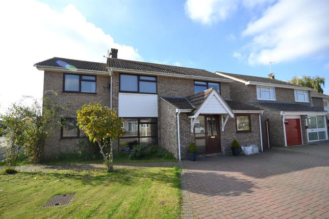 Thumbnail Detached house for sale in Proctor Way, Marks Tey, Colchester
