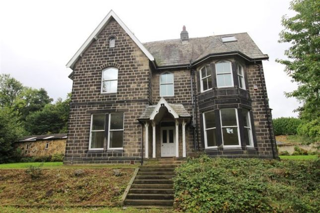 Thumbnail Detached house for sale in The Grange, Lower Grange, Priesthorpe Road, Farsley