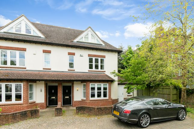 Thumbnail Semi-detached house for sale in Upland Park Road, North Oxford
