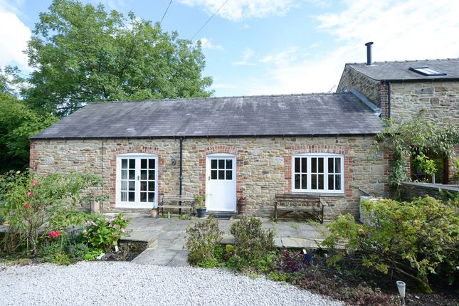 Thumbnail Semi-detached bungalow for sale in Lily's Cottage, Pocknedge Lane, Holymoorside