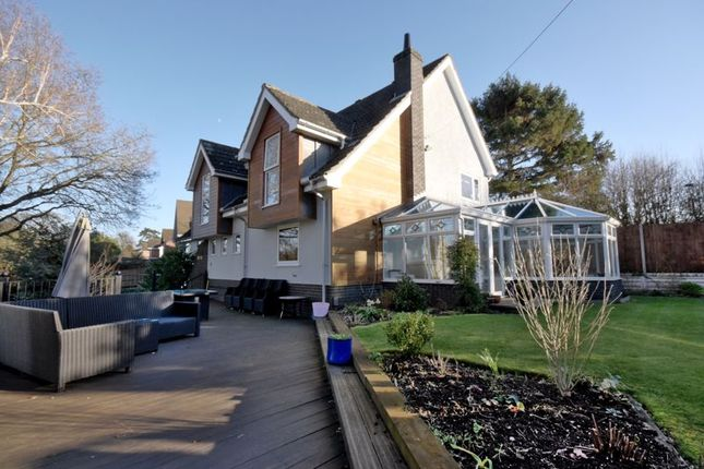 Thumbnail Detached house for sale in Oak Lane, Old Catton, Norwich