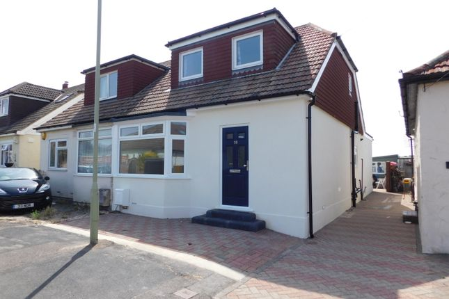 Thumbnail Semi-detached house to rent in Alton Grove, Fareham