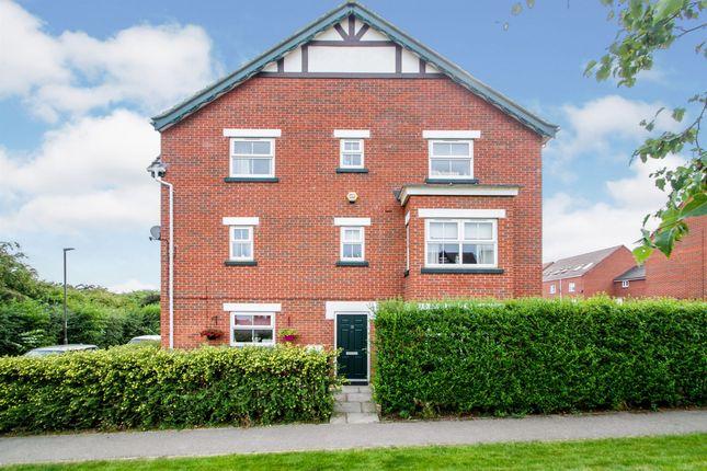 Thumbnail Semi-detached house for sale in Far Dales Road, Ilkeston