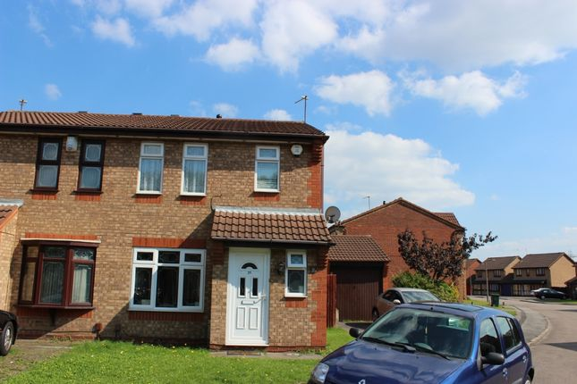 Thumbnail Semi-detached house to rent in Snapdragon Drive, Walsall