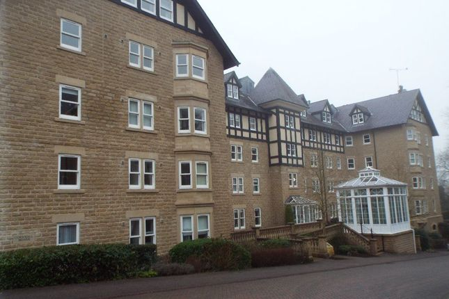 Thumbnail Flat to rent in Cornwall House, Mansfield Park, Harrogate