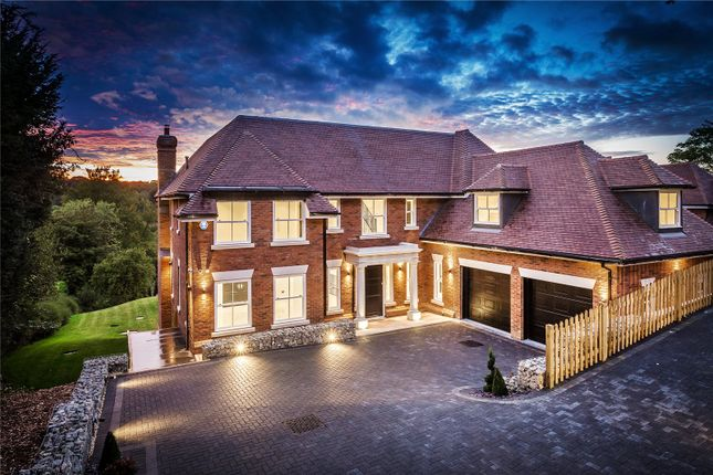 Thumbnail Detached house for sale in Walpole Avenue, Chipstead, Coulsdon, Surrey