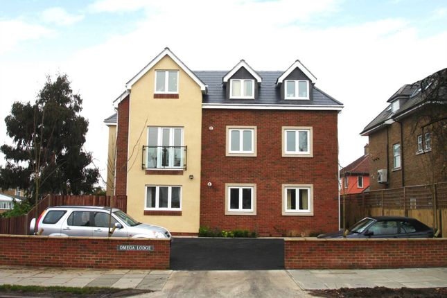 Thumbnail Flat to rent in Malden Road, New Malden