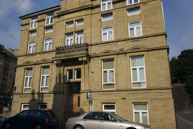 Thumbnail Flat to rent in Charles Street, Shipley