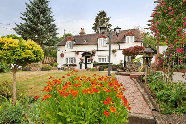 Thumbnail Cottage for sale in The Mines, Benthall, Broseley