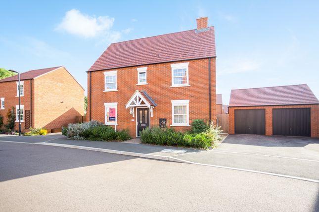 Thumbnail Detached house to rent in Daedas View, Deddington, Banbury