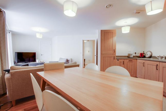 Dining Area of Hillside Court, Constables Way, Hertford SG13
