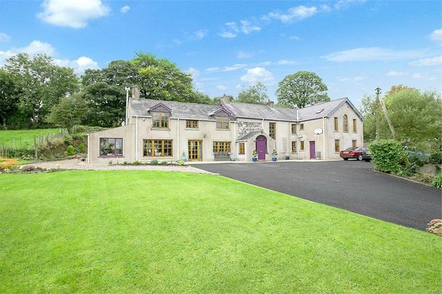 Thumbnail Detached house for sale in Ballywee Road, Parkgate, Ballyclare, County Antrim