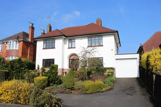 Thumbnail Detached house for sale in Mancetter, Warwickshire