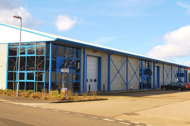 Thumbnail Light industrial to let in Park Hall Road, Stoke-On-Trent