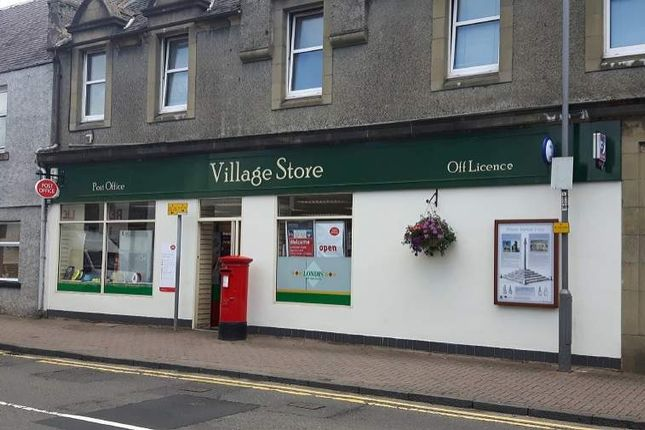 Thumbnail Commercial property for sale in Balkerach Street, Doune