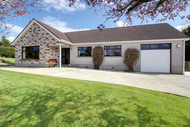 Thumbnail Detached bungalow for sale in Ballyhemlin Road, Kircubbin