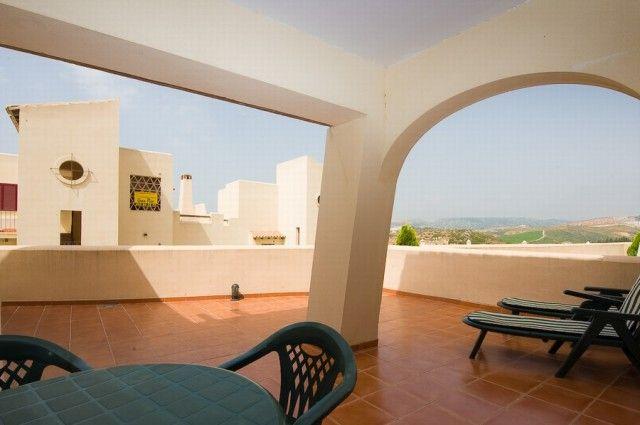 Terrace of Spain, Málaga, Casares
