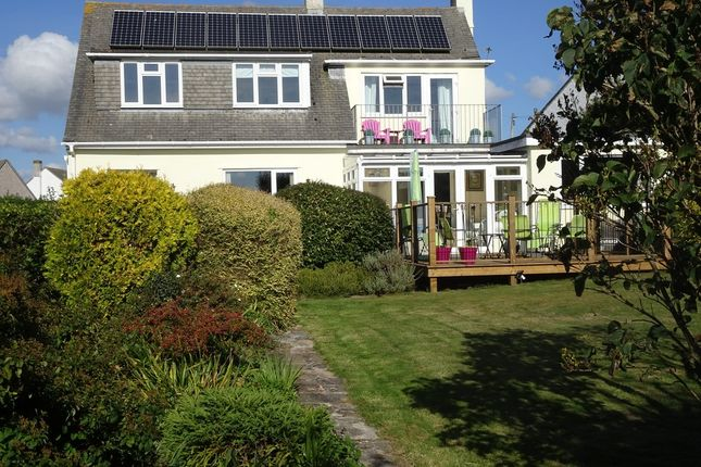Thumbnail Detached house for sale in Southland Park Cresent, Wembury, Plymouth