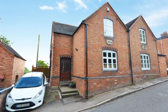 Thumbnail Semi-detached house for sale in Church Bank, Temple Grafton, Alcester