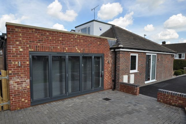 3 bed bungalow to rent in Selworthy Road, Norton Green ST6