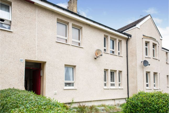 Thumbnail Flat for sale in 87 Bruce Road, Paisley