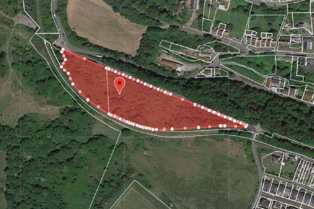 Thumbnail Land for sale in Allotments, Pentwyn Road, Pentwyn, Pontypool, Wales