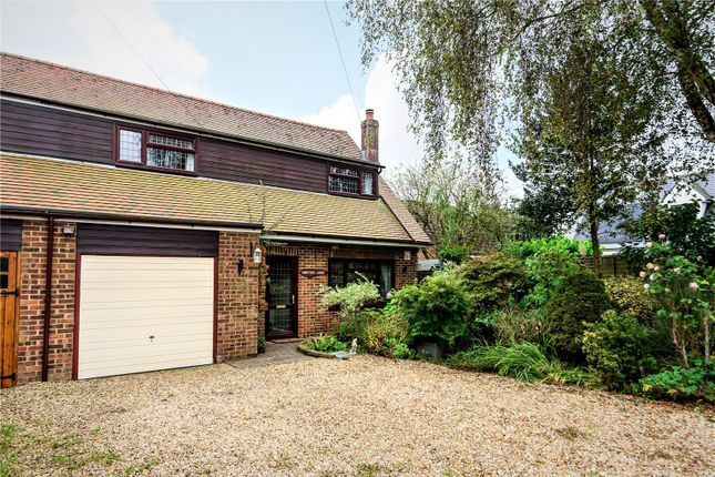 Thumbnail Semi-detached house for sale in Bible Fields, Dummer, Hampshire