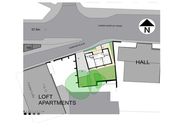 Thumbnail Land for sale in Building Plot, Forster Place, Lower Wortley, Leeds