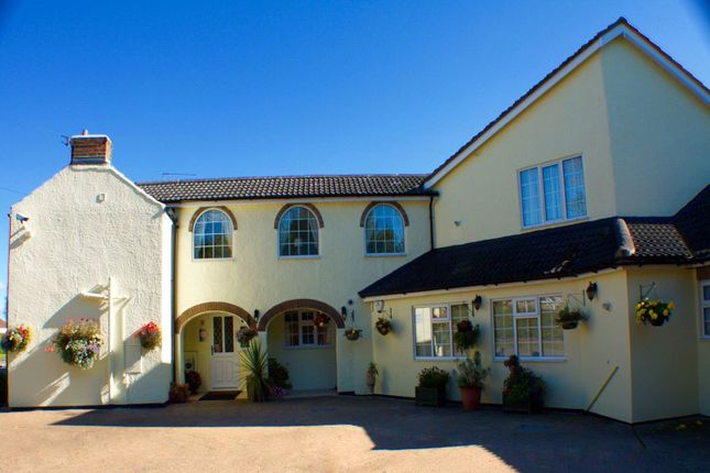 Thumbnail Detached house for sale in Spruce Lane, Ulceby, North Lincolnshire