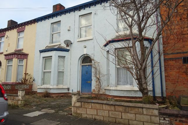 Thumbnail Terraced house for sale in Sefton Road, Walton, Liverpool