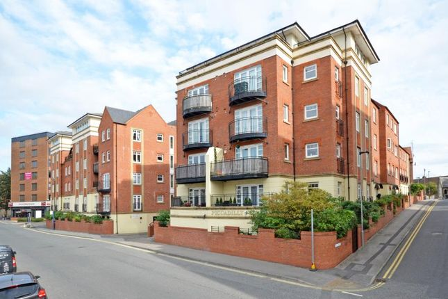 1 bed flat to rent in Strand House, Piccadilly Plaza, York, North Yorkshire YO1