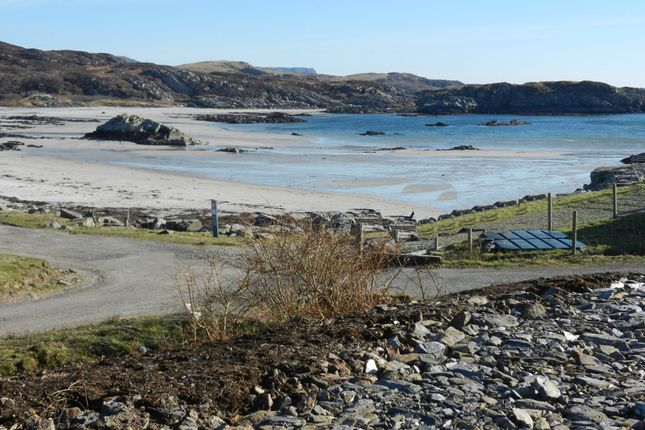 Thumbnail Land for sale in Uisken Road, Uisken, Bunessan