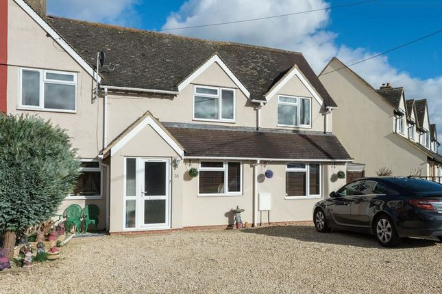 Thumbnail Semi-detached house for sale in Shipton Road, Woodstock