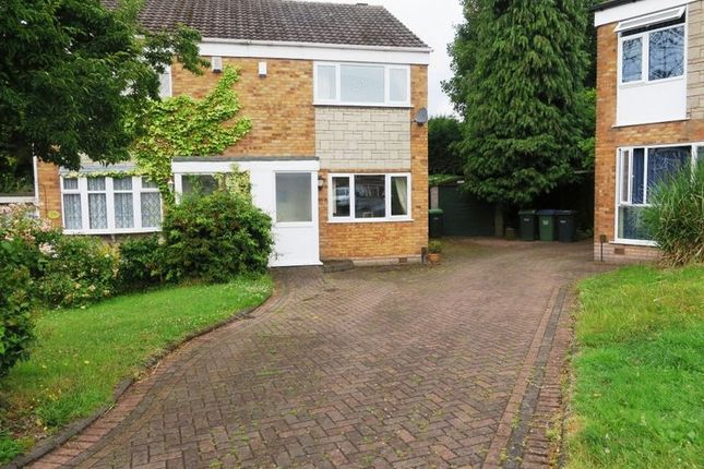 Thumbnail Semi-detached house to rent in Ascot Close, Oldbury