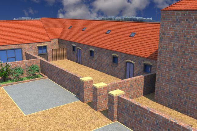 Thumbnail Barn conversion for sale in Torksey Street, Rampton, Retford