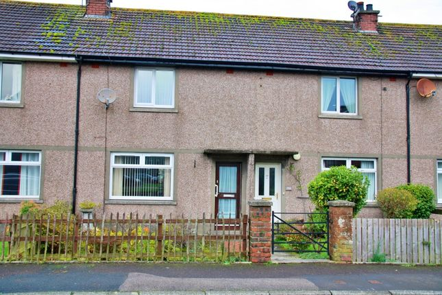 Thumbnail Terraced house for sale in Merse Road, Kirkcudbright