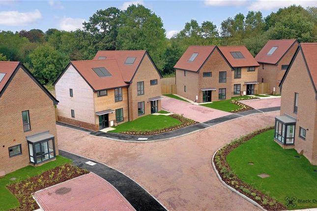 Thumbnail Semi-detached house for sale in Steele Close, West Chiltington, West Sussex