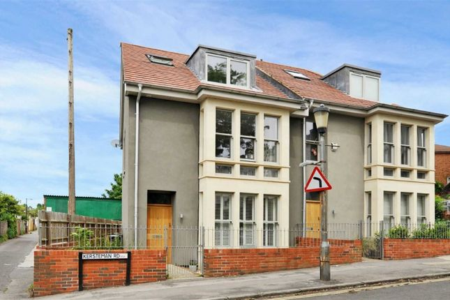 Thumbnail Semi-detached house for sale in Kersteman Road, Redland, Bristol