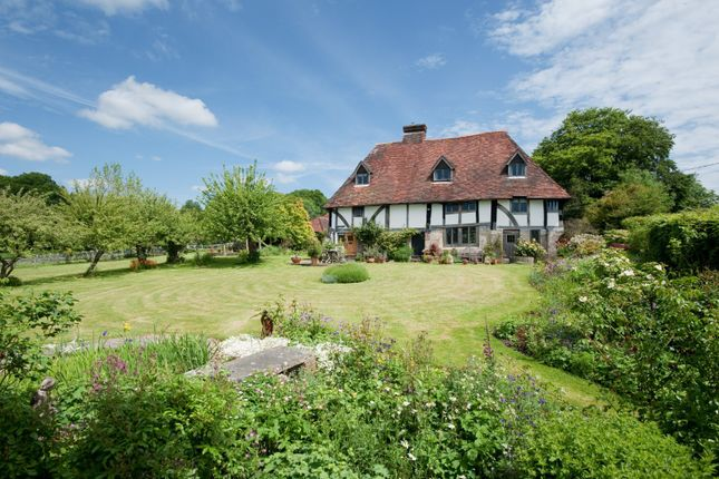Thumbnail Detached house for sale in Hurstwood Road, High Hurstwood, East Sussex