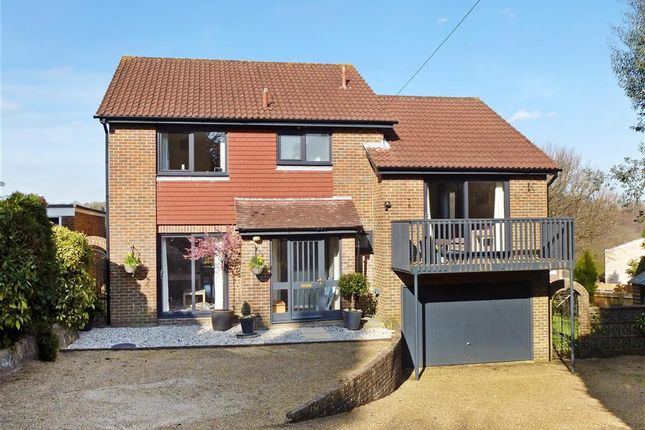Thumbnail Detached house for sale in Crowborough Hill, Crowborough, East Sussex