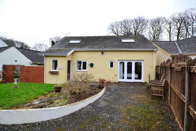 Thumbnail Detached house for sale in Church View, Hodgeston, Pembroke