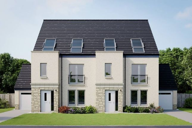 """Thumbnail Semi-detached house for sale in """"The Duffy"""" at Muirfield, Gullane"""