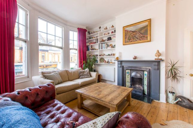Thumbnail Flat to rent in Fairfield Gardens, Crouch End, London