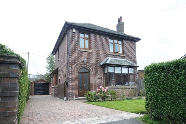 Thumbnail Detached house for sale in Lawrence Lane, Eccleston