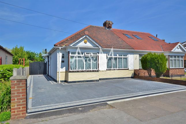 Thumbnail Semi-detached bungalow for sale in Chestnut Grove, Ilford