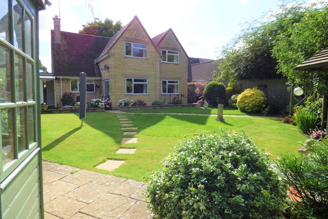 Thumbnail Detached house for sale in Corinium Gate, Cirencester, Gloucestershire