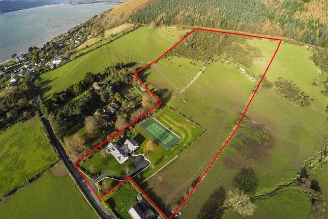 Thumbnail Detached house for sale in Killowen Old Road, Rostrevor